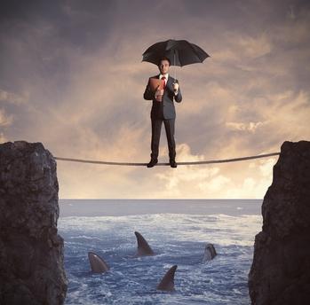 Обычный бизнес страховых компаний
