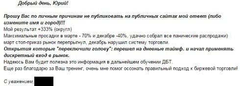 +333% за 2014 год